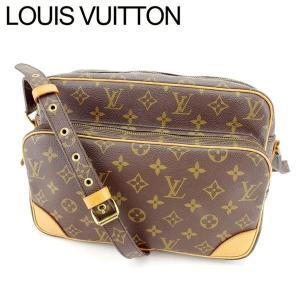 38467a726b6d ルイヴィトン Louis Vuitton ショルダーバッグ 斜め掛けショルダー レディース ナイル m45244 モノグラム