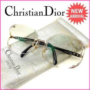 ■管理番号:T15641  【商品説明】 クリスチャンディオール【】の  サングラスです♪  ◆ラン...
