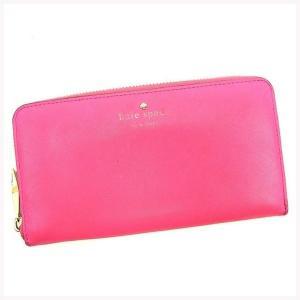 ■管理番号:T15648  【商品説明】 ケイト スペード【kate spade】の  長財布です。...