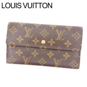 ■管理番号:T15824  ◆参考価格:57750円  【商品説明】 ルイヴィトンの三つ折り長財布で...