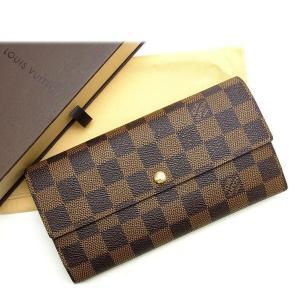 ■管理番号:T15970  ◆参考価格:76650円  【商品説明】 ルイヴィトンの長財布です。小銭...
