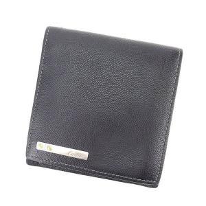 ■管理番号:T16149  【商品説明】 カルティエ【Cartier】の  二つ折り財布です。 高級...
