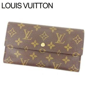 ■管理番号:T16229  ◆参考価格:57750円  【商品説明】 ルイヴィトンの三つ折り長財布で...