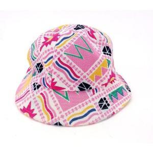 バレンシアガ BALENCIAGA 帽子 ハット レディース ♯Mサイズ ミックス柄|branddepot-tokyo