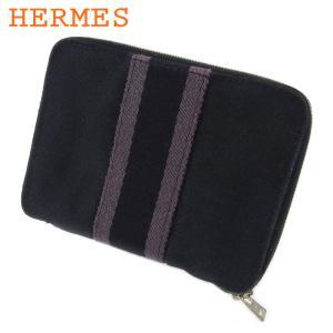 エルメス 二つ折り財布 ラウンドファスナー レディース メンズ パースPM フールトゥ HERMES...