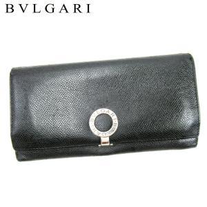 ■管理番号:T17225  【商品説明】 ブルガリ【BVLGARI】の 長財布です。 定番人気のブル...