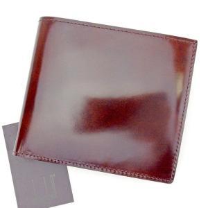 ■管理番号:T1843 【商品説明】 ダンヒル【dunhill】の  二つ折り財布です。 コンパクト...