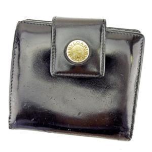 ブルガリ 二つ折り財布 財布 ブルガリブルガリ BVLGARI 中古