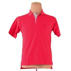 バーバリー ポロシャツ 半袖 ♯Mサイズ ホース刺繍 BURBERRY 中古
