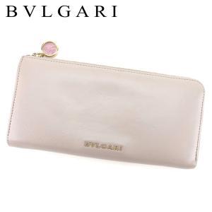 ■管理番号:T4232 【商品説明】 ブルガリの 長財布です。 オシャレなチャーム付き☆L字ファスナ...