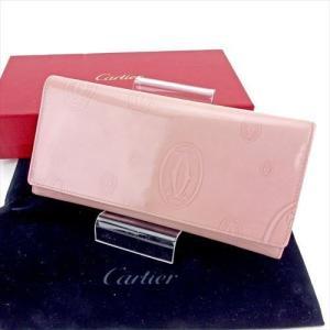 ■管理番号:T5836 【商品説明】 カルティエ【Cartier】の  長財布です。 ◆ランク 【6...