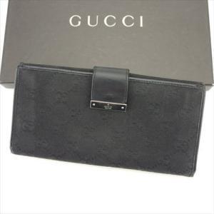 ■管理番号:T6224 【商品説明】 グッチ【Gucci】の  長財布です。 Wホックで札入れと小銭...