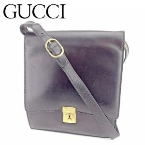 e29f09b5e20f グッチ Gucci バッグ ショルダーバッグ ホースビット ブラック 黒 ゴールド レディース メンズ 中古 Bag