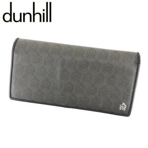■管理番号:T6893 【商品説明】 ダンヒル【dunhill】の 長財布です。 ブランドの象徴的な...