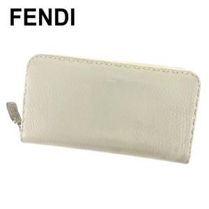 ■管理番号:T7071 【商品説明】 フェンディ【FENDI】の  長財布です。 定番人気の上品なセ...