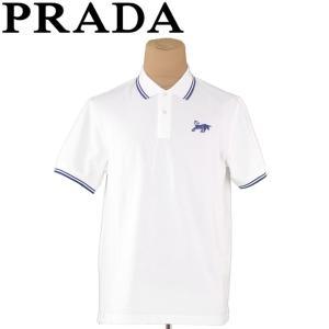 ■管理番号:T7285 【商品説明】 プラダ【PRADA】の 「XLサイズ」 ポロシャツです。 オシ...