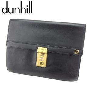 ■管理番号:T8080  【商品説明】 ダンヒル【dunhill】の  クラッチバッグです。 高級感...