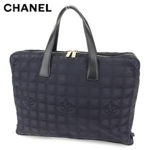 ■管理番号:T8659  【商品説明】 シャネル【CHANEL】の 「ヴィンテージ」 ビジネスバッグ...