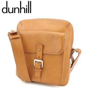 ■管理番号:T8679  【商品説明】 ダンヒル【dunhill】の  ショルダーバッグです。 オシ...