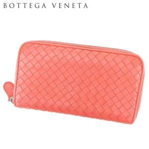 ■管理番号:T8743  【商品説明】 ボッテガ ヴェネタ【BOTTEGA VENETA】の  長財...