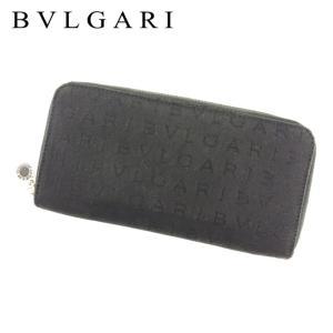 ■管理番号:T8782  【商品説明】 ブルガリ【BVLGARI】の 長財布です。 定番人気のロゴマ...