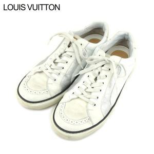 ルイ ヴィトン スニーカー シューズ 靴 モノグラム Louis Vuitton 中古
