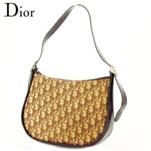 ■管理番号:T9298  【商品説明】 ディオール【Dior】の  ショルダーバッグです。 定番人気...