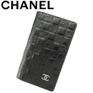 c99db68f2bbf シャネル CHANEL 長財布 ファスナー付き 財布 レディース オールドシャネル A24216 アイコンシリーズ 中古