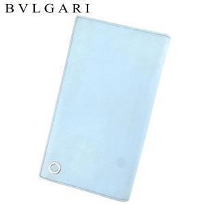 ■管理番号:T9595  【商品説明】 ブルガリ【BVLGARI】の  長財布です。 定番人気のブル...
