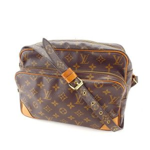 ポイント5倍 ルイヴィトン Louis Vuitton バッグ ショルダーバッグ モノグラム ナイル レディース 中古 Bag|branddepot