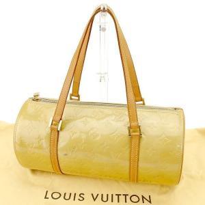 ポイント5倍 ルイヴィトン Louis Vuitton バッグ ハンドバッグ ヴェルニ ベッドフォード ベージュ レディース 訳あり 中古 Bag|branddepot