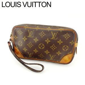 ポイント5倍 ルイヴィトン Louis Vuitton バッグ クラッチバッグ モノグラム マルリードラゴンヌ レディース 中古 Bag|branddepot
