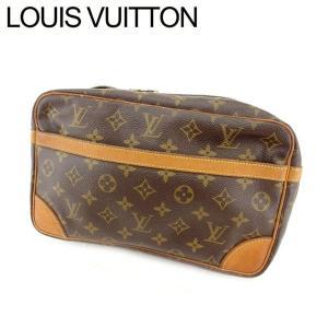 ポイント5倍 ルイヴィトン Louis Vuitton バッグ クラッチバッグ モノグラム コンピエーニュ23 レディース 中古 Bag|branddepot