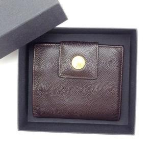 ブルガリ BVLGARI Wホック財布 中古 良品 セール C1804|branddepot