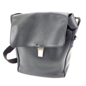 ポイント5倍 ルイヴィトン Louis Vuitton バッグ ショルダーバッグ タイガ ヤランガ アルドワーズ(ブラック) レディース 中古 Bag|branddepot