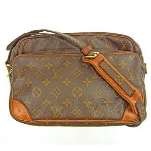 ポイント5倍 ルイヴィトン Louis Vuitton バッグ ショルダーバッグ モノグラム ナイル レディース メンズ 中古 Bag|branddepot