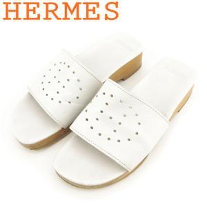 ■管理番号:C3319  【商品説明】 エルメス【HERMES】の 「35サイズ」 サンダルです。 ...