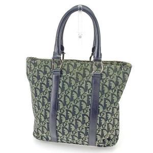 ■管理番号:G1094 【商品説明】 ディオール【Dior】の  トートバッグです。 小さめバッグが...