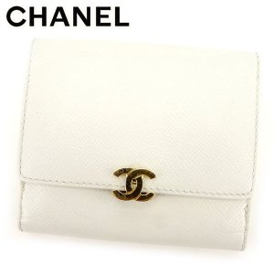 ■管理番号:G1244 【商品説明】 シャネル【CHANEL】の 「ヴィンテージ」 Wホック財布です...