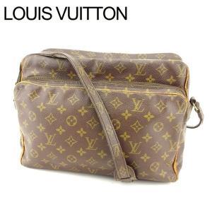 ポイント5倍 ルイヴィトン Louis Vuitton ショルダーバッグ 斜めがけショルダー レディース ミグラトゥール 旧型ナイル モノグラム|branddepot