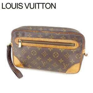 ルイヴィトン Louis Vuitton セカンドバッグ クラッチバッグ レディース マルリードラゴンヌGM M51825 モノグラム|branddepot