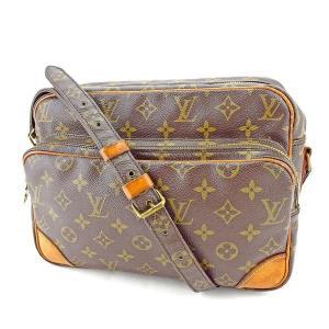 ポイント5倍 ルイヴィトン Louis Vuitton バッグ ショルダーバッグ モノグラム ナイル レディース メンズ 訳あり 中古 Bag|branddepot