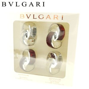 ■管理番号:T7715  【商品説明】 ブルガリ【BVLGARI】の 香水です。 オムニア5ml×2...