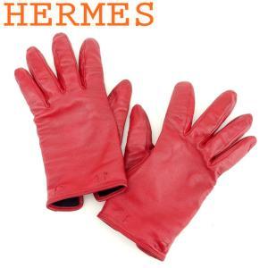 96279209bbb2 エルメス HERMES 手袋 グローブ レディース 中古 訳あり セール T8087