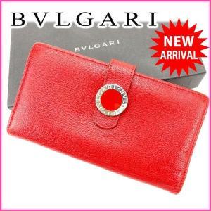 ブルガリ BVLGARI 長財布 メンズ可 ブルガリ ブルガリ [中古] 人気 良品 Y1324|branddepot