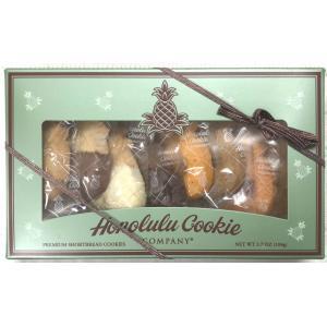 ハワイのお土産の定番のホノルルクッキーカンパニーのクッキーです。 日本にいながら食べたい方も多いです...