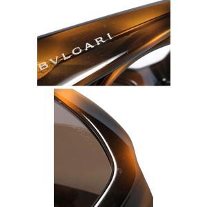 ブルガリ サングラス チクラディ ラインストーン 8005 ブラウン レディース 女性用 BVLGARI カチューシャ 茶色|brandeal|05