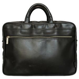 ポールスミス ビジネスバッグ ブリーフケース 書類かばん 通勤バッグ ブラック 黒 メンズ 紳士用 Paul Smith PVC 書類鞄 書類カバン|brandeal