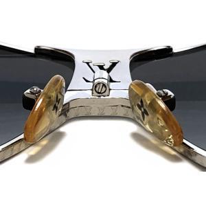 ルイヴィトン コンスピラシオン マスクオム サングラス ブラック シルバー 黒 Z0196U メンズ LV ビトン ルイビトン LOUIS VUITTON|brandeal|05