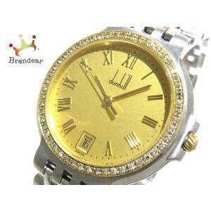 【ブランド】 dunhill/ALFREDDUNHILL(ダンヒル) 【ジャンル】 腕時計 【商品名...